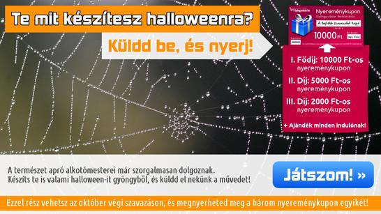 Halloween szavazás