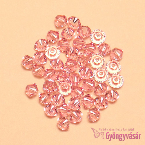 Light Rose 223 3 mm Swarovski® bicone